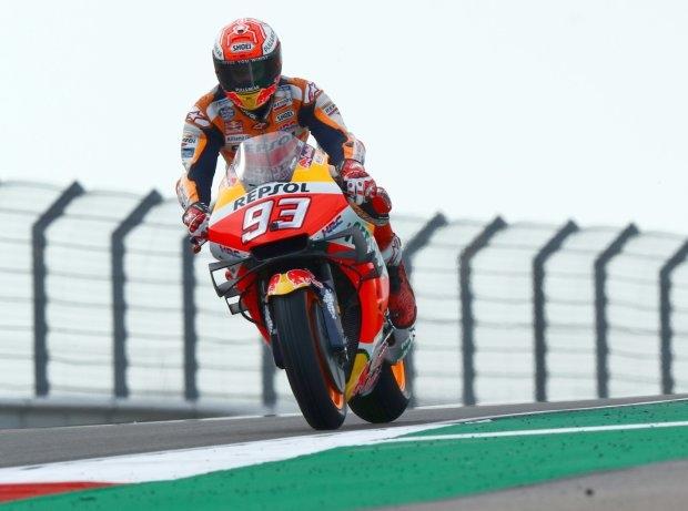 MotoGP Aragon: Marc Marquez cruist zum achten Saisonsieg
