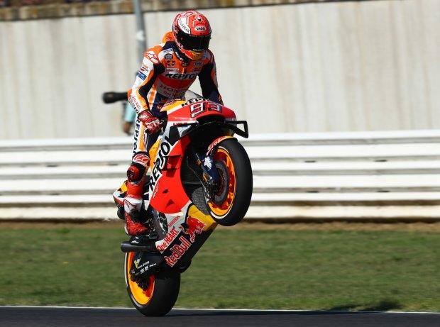 MotoGP Misano: Marquez fängt Quartararo in letzter Runde ab. Vinales P3