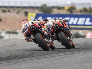 Marquez und Lorenzo - © LAT