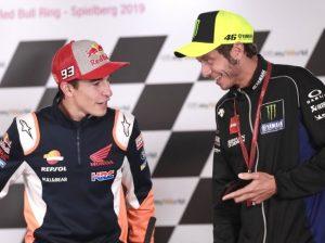 Rossi u Marquez - © LAT