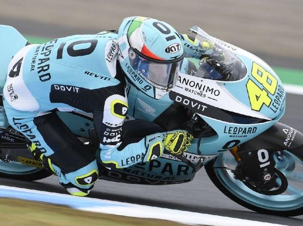 Moto3 Motegi: Dalla Porta baut WM-Vorsprung mit Sieg aus