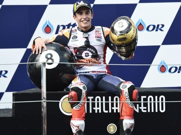 Konkurrenz gratuliert Marc Marquez: