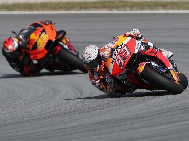 Marquez und Espargaro - © LAT