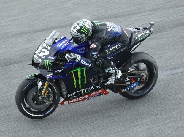 MotoGP Motegi FP1: Vinales führt Yamaha-Trio an