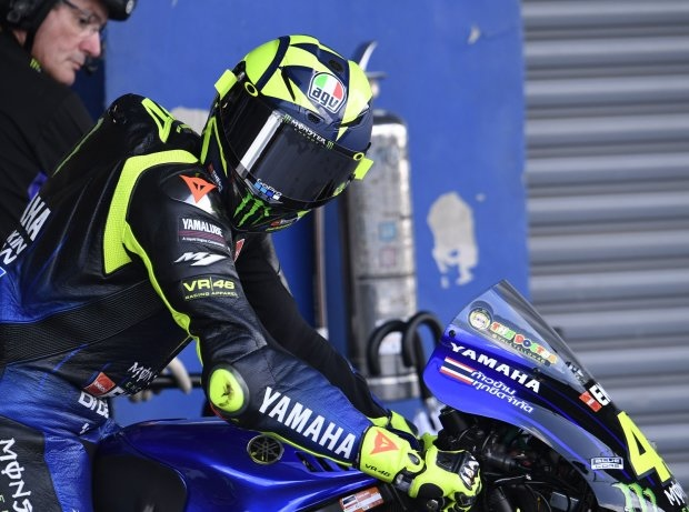Yamaha in Motegi: Rossi will