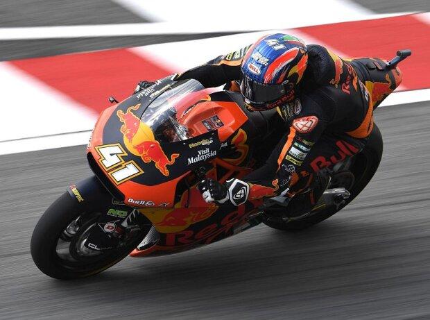 Moto2 Valencia: Binder bezwingt Lüthi und wird Vize-Champion