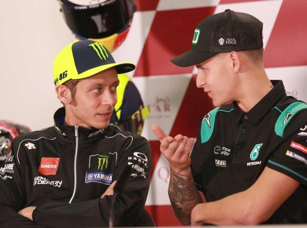 Rossi über Quartararos Titelchancen 2020: