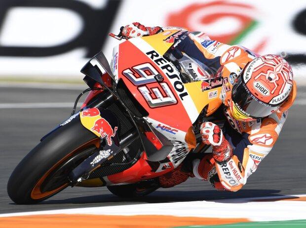 MotoGP Valencia: Marquez bezwingt Quartararo und Miller, Rossi nur auf P8