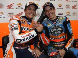 Marc und Alex Marquez - © Repsol Media