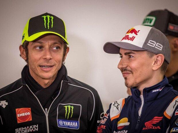 Rossi reagiert auf Lorenzo-Rücktritt: