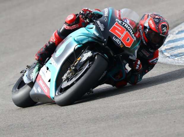 Quartararo bei Yamaha auf Lorenzos Spuren: