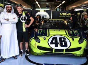 Valentino Rossi - © Gulf 12 Hours