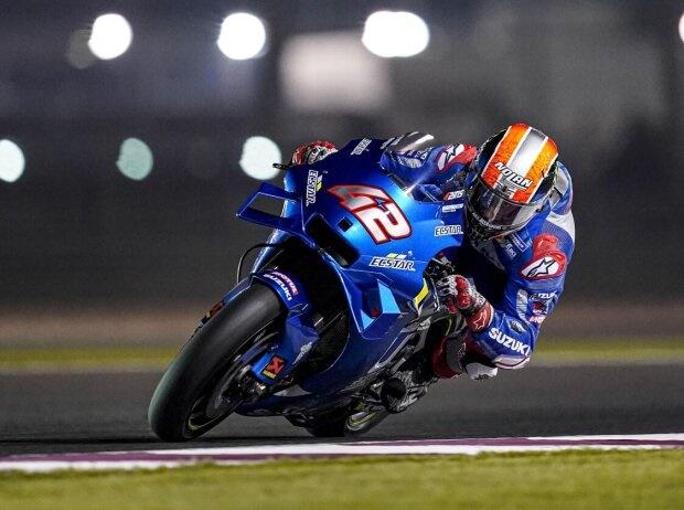 Neuer Hinterreifen kommt Suzuki entgegen - Qualifying-Schwäche ausgemerzt?