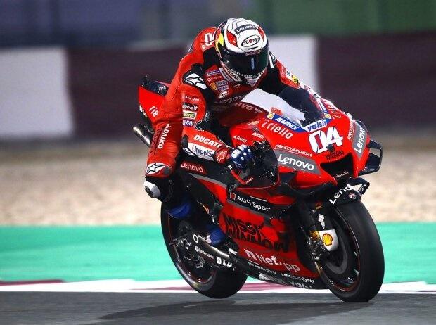 Ducati nach Katar-Test zuversichtlich: