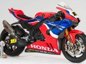 Honda Fireblade RR-R - © HRC