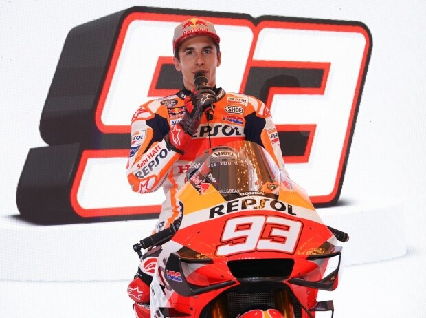 Marc Marquez - © Honda Racing Corporation
