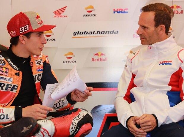 Honda will Marc Marquez halten!