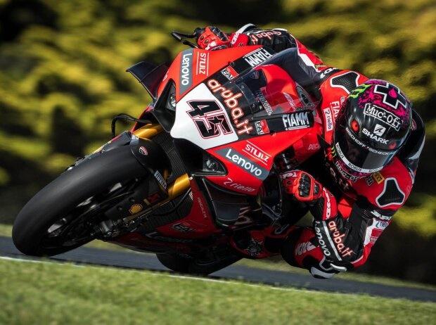 Scott Redding will gewinnen! Ducati im Renntrimm schneller als auf eine Runde
