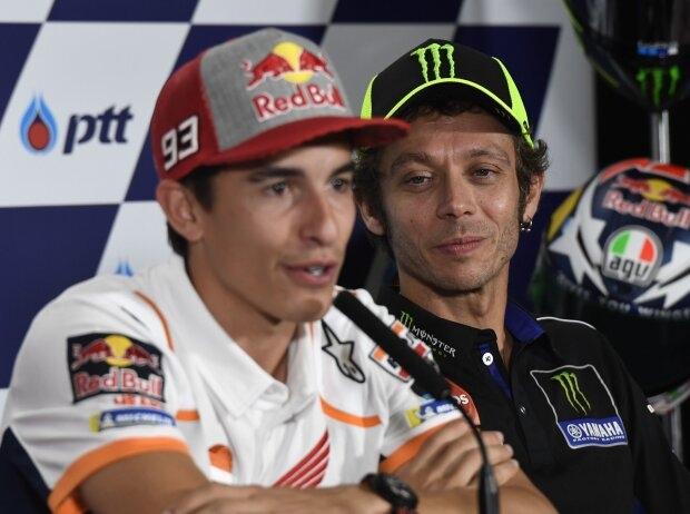 Marc Marquez: Rossi