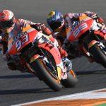 Marquez Lorenzo - © Motorsport Images