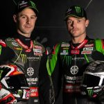 Rea und Lowes - © Kawasaki Racing Team