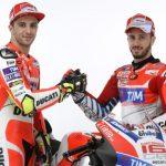 Iannone und Dovizioso - © Ducati
