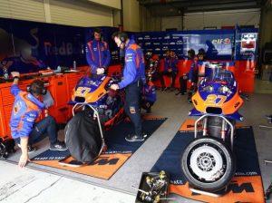 MotoGP Entwicklungsstopp - © LAT