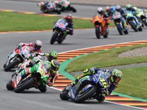 MotoGP Sachsenring - © Michelin