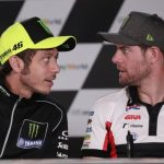 Valentino Rossi und Cal Cruchtlow - © LAT