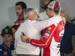 Agostini und Lorenzo - © Motorsport Images