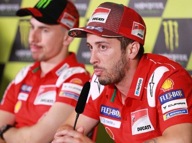 Andrea Doviziosos - © Motorsport Images