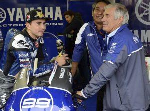 Giacomo Agostini - © Yamaha