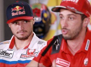 Jack Miller u Andrea Dovizioso - © LAT