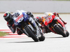 Lorenzo u Marquez - © Motorsport Images