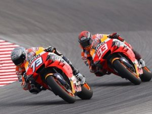 Alex u Marc Marquez - © Motorsport Images