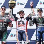 Quartararo u Marquez u Vinales - © Motorsport Images
