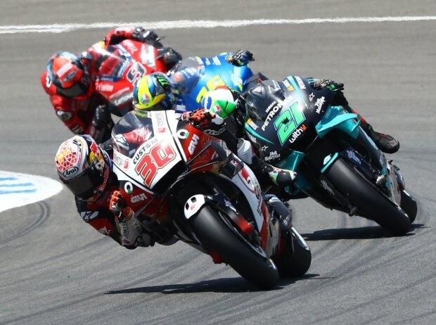 Takaaki Nakagami - © Motorsport Images
