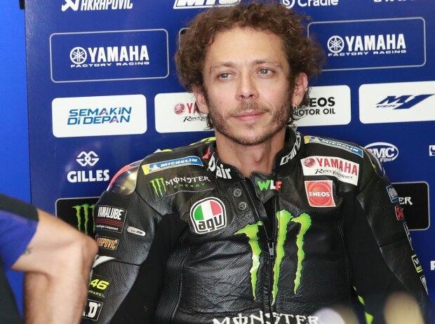 Noch keine Unterschrift: Aber Rossi zu
