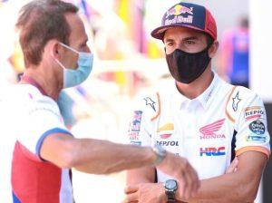 Alberto Puig u Marc Marquez - © Motorsport Images
