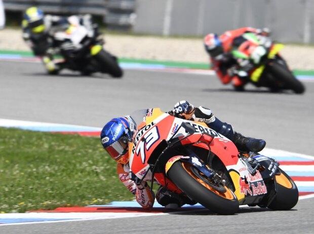 Honda ohne Marc Marquez verloren: