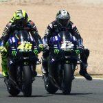 Valentino Rossi u Maverick Vinales - © Motorsport Images