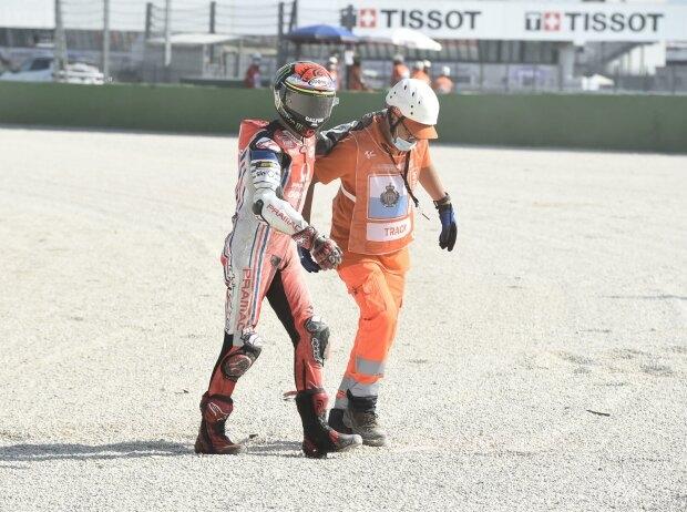 Bagnaia rätselt: Ersten MotoGP-Sieg durch