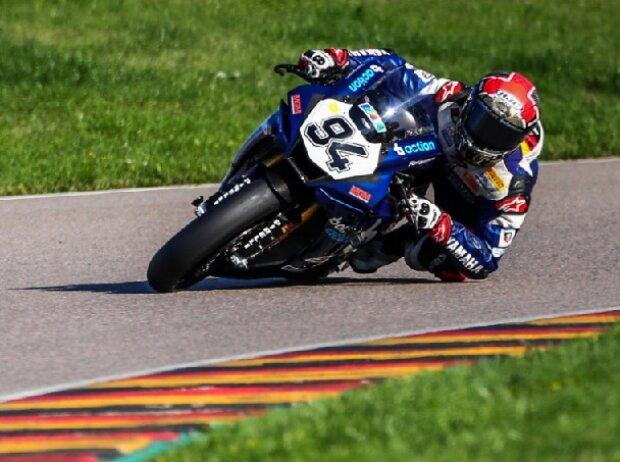 Jonas Folger - © Bonovo action powered by MGM Racing