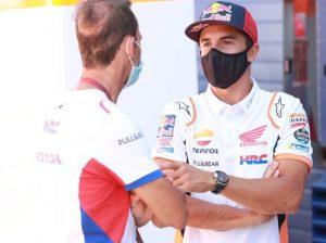 Alberto Puig Marc Marquez - © Motorsport Images