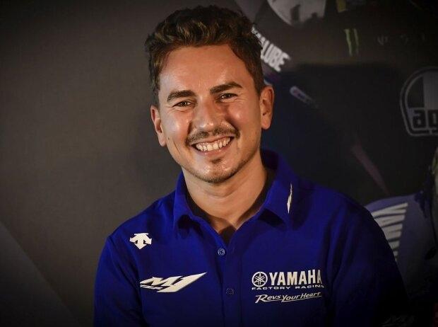 Jorge Lorenzo will Testfahrer bleiben: