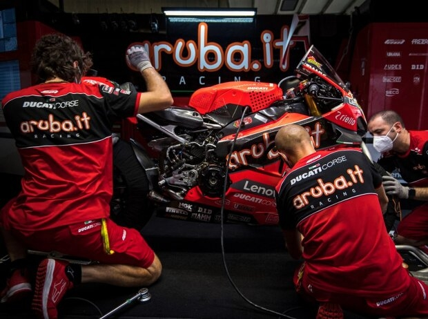 Ducati Panigale V4R - © Aruba.it Racing - Ducati