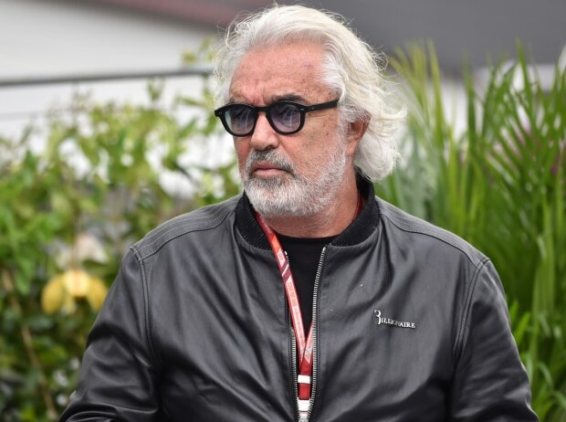 Flavio Briatore - © Motorsport Images
