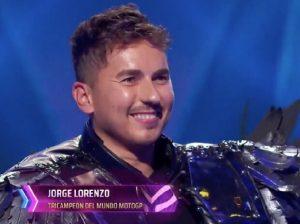 Jorge Lorenzo - © Antena3 Mask Singer