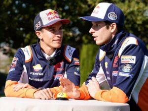Marc und Alex Marquez - © Repsol