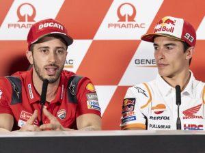 Andrea Dovizios Marc Marquez - © Motorsport Images